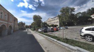Lokalita 2 - Vinařického náměstí