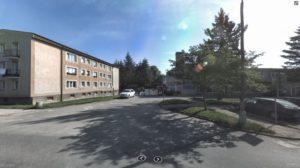Lokalita 5 - areál ZŠ Malá Strana a ul. Orlická