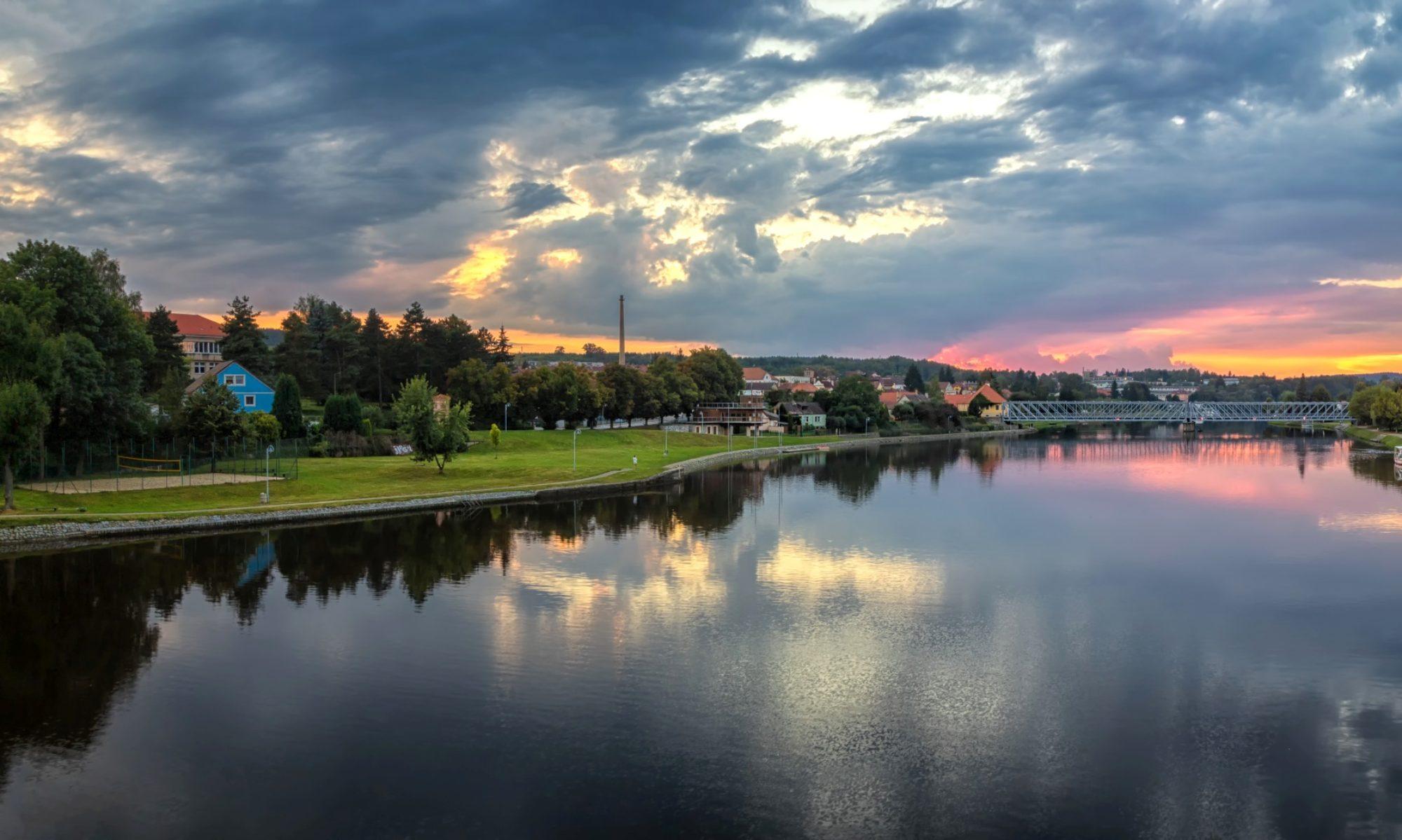 Týn nad Vltavou - město pro život
